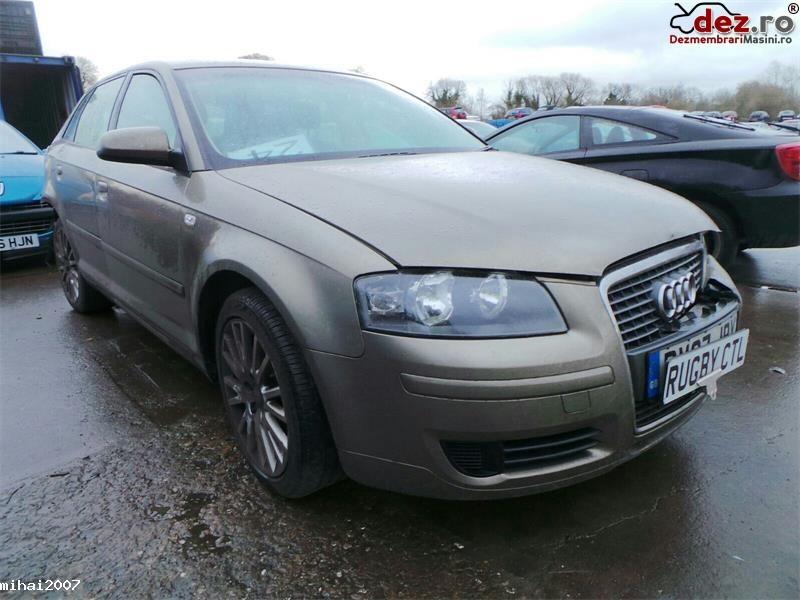 Imagine Dezmembrez Audi A3 2008 in Curtea de Arges