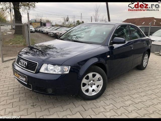 Imagine Dezmembrez Audi A4 1 9 Tdi in Curtea de Arges