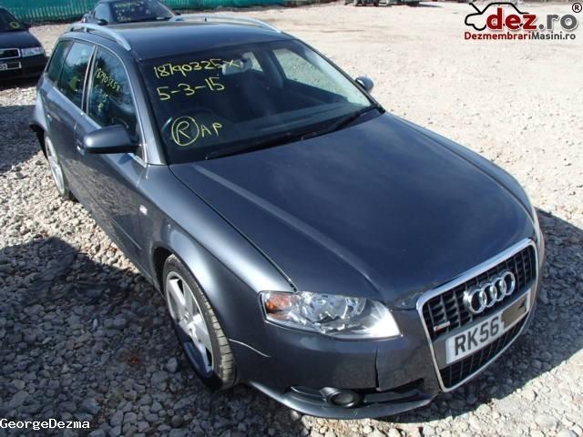 Imagine Dezmembrez Audi A4 2 0tdi Blb An 2005 2007 Piese Auto