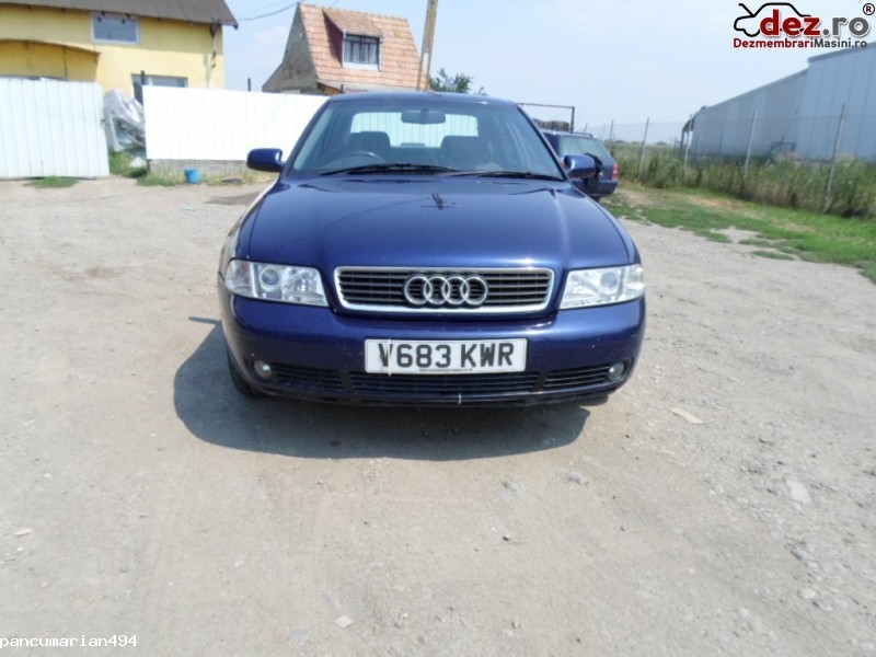 Imagine Dezmembrez Audi A4 B5 1 9 Tdi 1999 2000 Afn Avg in Tirgu Mures