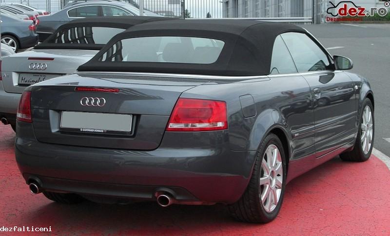 Imagine Dezmembrez Audi A4 B7 Cabrio 3 0 Quatro in Suceava