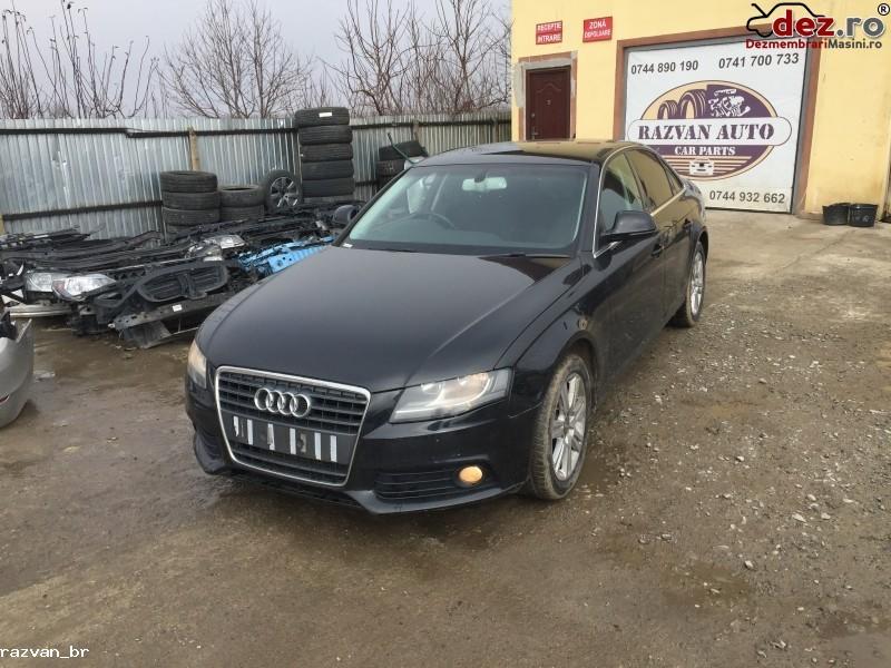 Imagine Dezmembrez Audi A4 B8 2010 2 0tdi 2 7tdi in Cornu Luncii