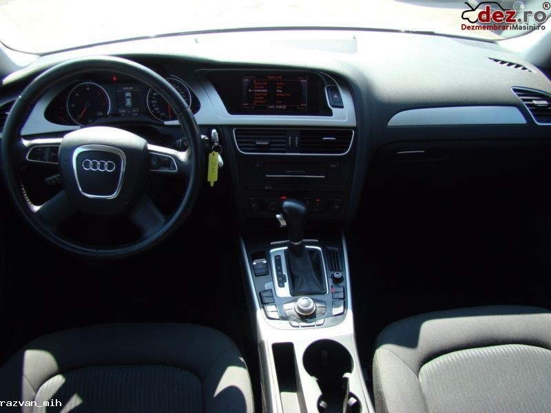 Imagine Dezmembrez Audi A4 B8 An 2009  2014  in Bucuresti