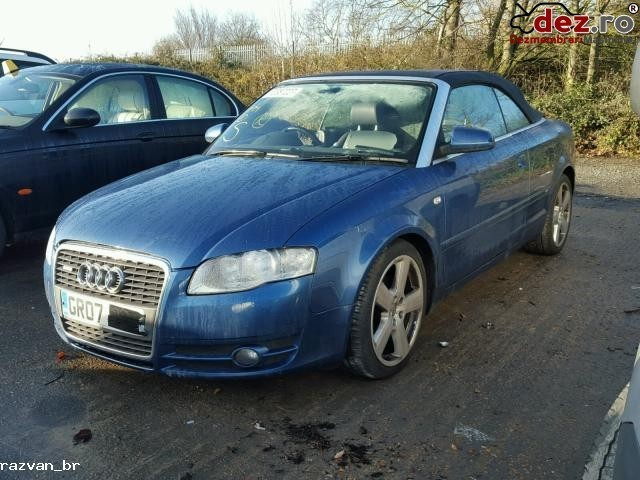 Imagine Dezmembrez Audi A4 Cabrio 2008 2 0tdi Bpw in Cornu Luncii