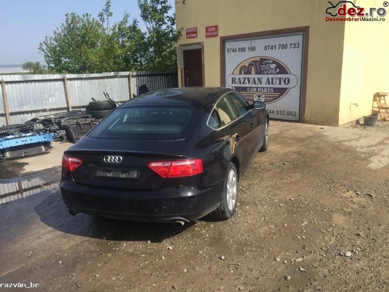 Imagine Dezmembrez Audi A5 2011 in Cornu Luncii