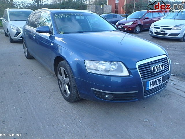 Imagine Dezmembrez Audi A6 2 0 3 0diesel An 2008 in Falticeni