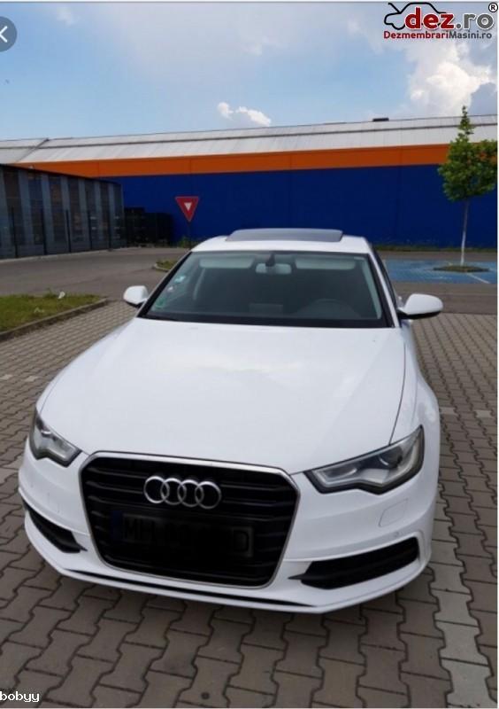 Imagine Dezmembrez Audi A6 2014 in Craiova