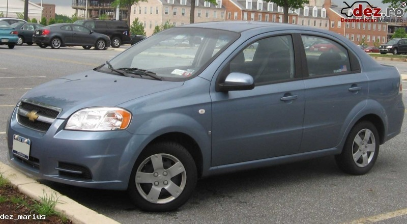 Imagine Dezmembrez Chevrolet Aveo 1 2 16 Valve in Bucuresti