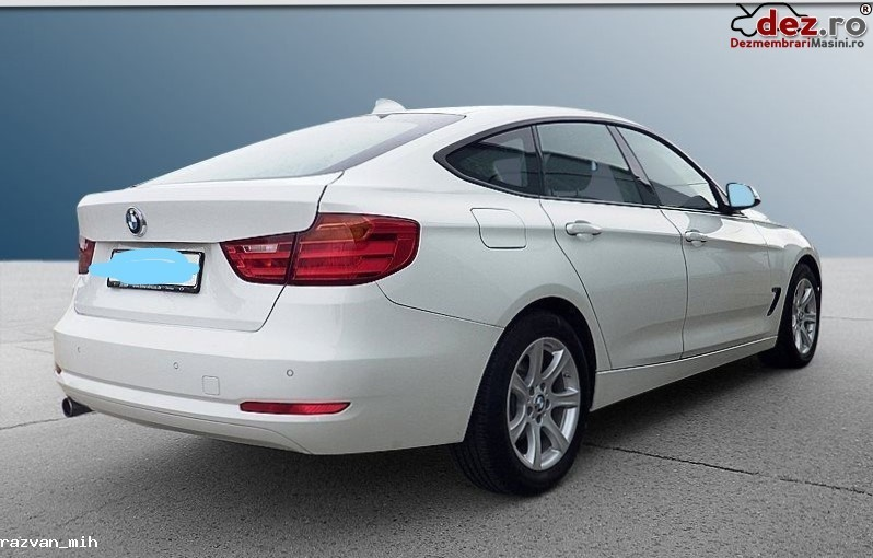 Imagine Dezmembrez Bmw 320 Gran Turismo  Model F34  in Bucuresti