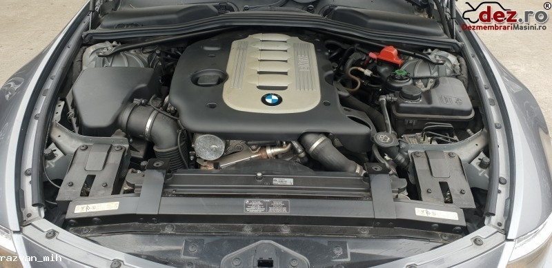 Imagine Dezmembrez Bmw Seria 6 Facelift 635 in Bucuresti