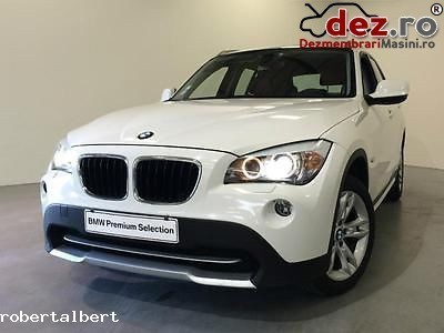 Imagine Dezmembrez Bmw X1 An 2012 in Bucuresti