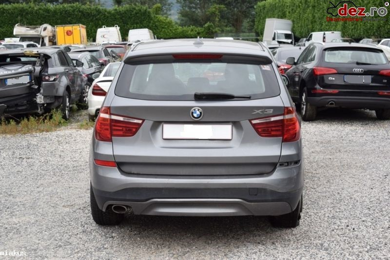 Imagine Dezmembrez Bmw X3 F25 2014 in Bucuresti