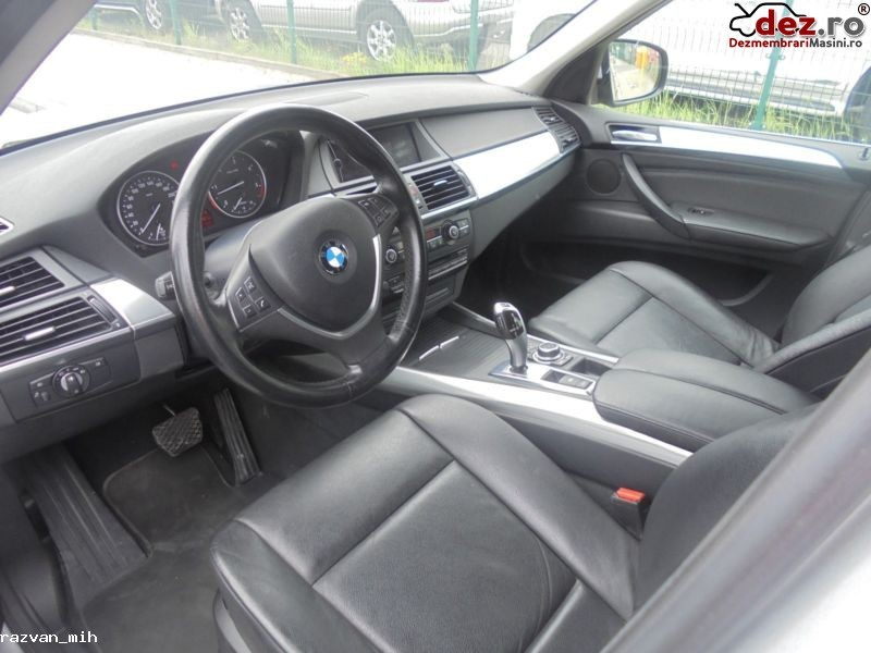 Imagine Dezmembrez Bmw X5 E70 An 2010 2014 Motor N57d30a in Bucuresti