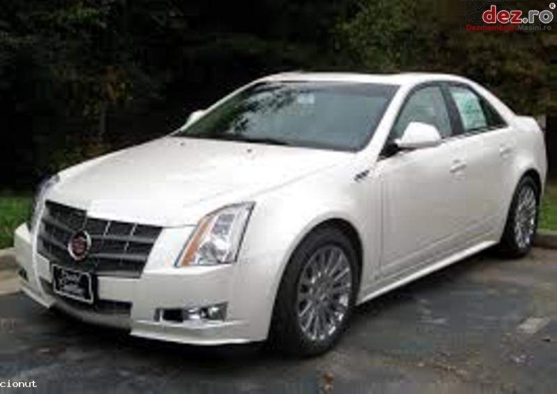Imagine Dezmembrez Cadillac Cts An Fabricatie 2011 in Braila