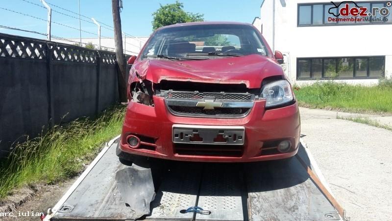 Imagine Dezmembrez Chevrolet Aveo 1 4 Benzina Din 2008 16v Cu 70000 Km in Buftea