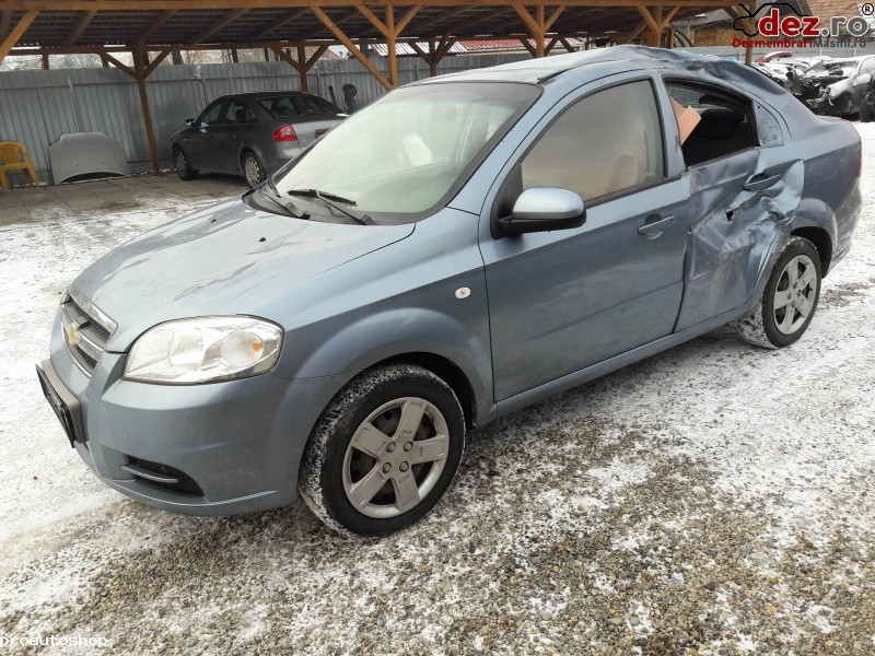 Imagine Dezmembrez Chevrolet Aveo 2008 1 2 1 4 8v Si 16v in Tirgu Mures