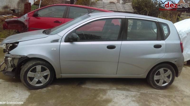 Imagine Dezmembrez Chevrolet Aveo An 2008 in Timisoara