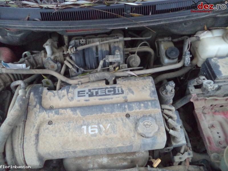 Imagine Dezmembrez Chevrolet Aveo Din 2007 1 4 B in Pascani