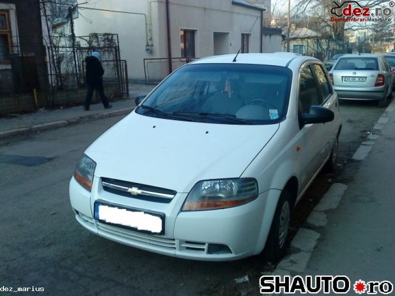 Imagine Dezmembrez Chevrolet Aveo motor 1 2 1 4 benzina in Bucuresti