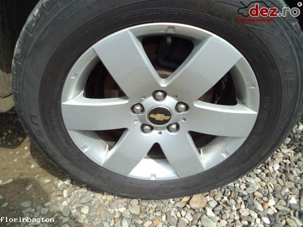 Imagine Dezmembrez Chevrolet Captiva Din 2008 in Pascani