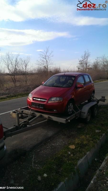 Imagine Dezmembrez Chevrolet Kalos An Fabricatie 2005 1400 Benzina in Timisoara
