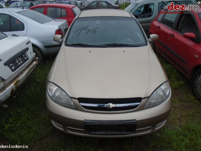 Imagine Dezmembrez Chevrolet Lacetti 1 6l in Bucuresti