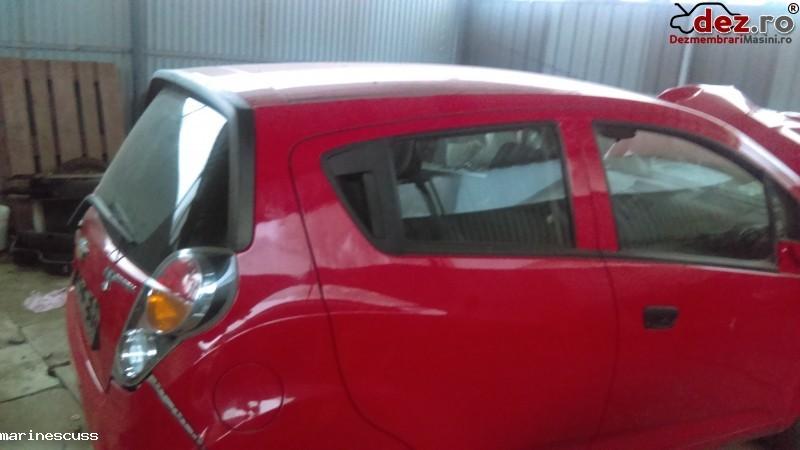 Imagine Dezmembrez Chevrolet Spark Cu Clima An 2012 in Timisoara