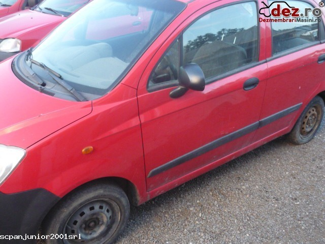 Imagine Dezmembrez Chevrolet Spark Din Anul 2006 in Focsani