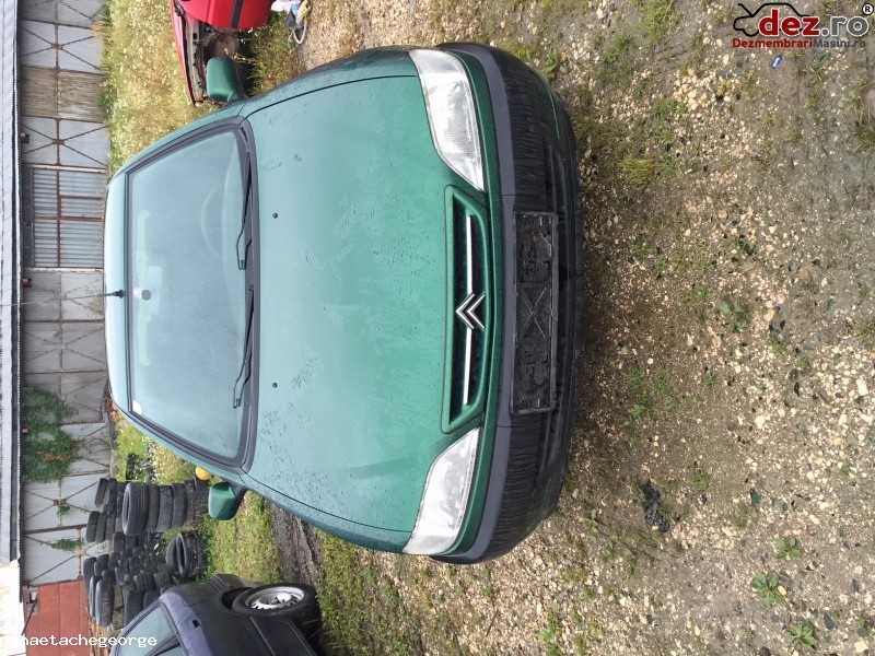 Imagine Dezmembrez Citroen Xsara Fabricatie 1998 Motor 1 9d Piese Auto