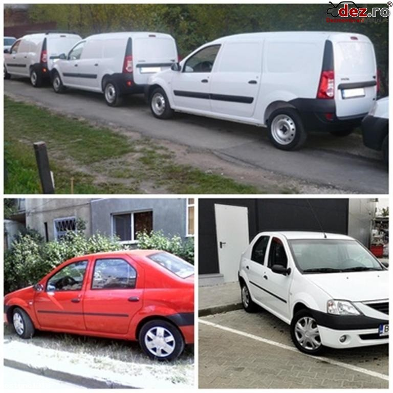 Imagine Dezmembrez Dacia Logan Diesel Si Benzina in Bucuresti