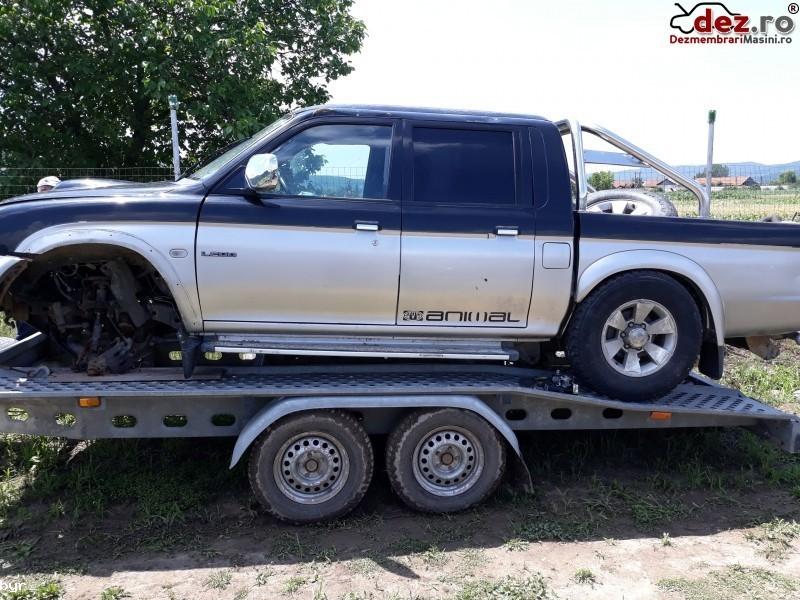 Imagine Dezmembrez Mitsubishi L200 An 2003 in Curtea de Arges