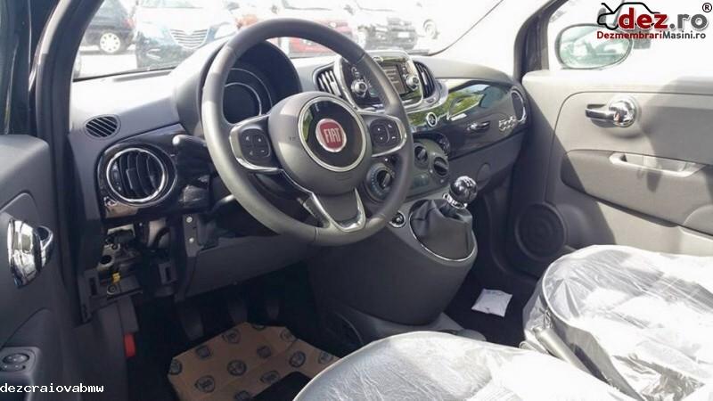 Imagine Dezmembrez Fiat 500 1 0 Benzina An 2010 in Craiova