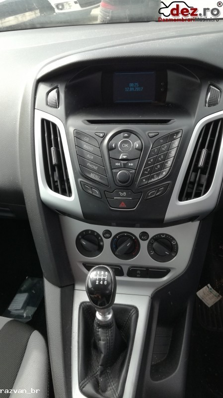 Imagine Dezmembrez Ford Focus 2012 in Cornu Luncii