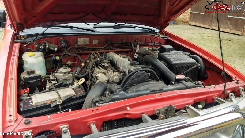 Imagine Dezmembrez Ford Ranger 2 5td Anul 1999 2006 Volan Stinga in Arad