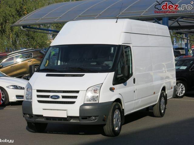 Imagine Dezmembrez Ford Transit 2 2 Tdci Cod Pgfa Din 2011 in Craiova
