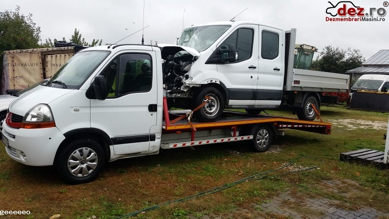 Imagine Dezmembrez Ford Transit Euro 5 2016 in Bucuresti Sector 6