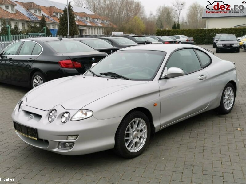 Imagine Dezmembrez Hyundai Coupe in Craiova