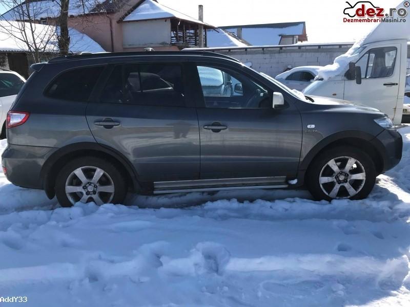 Imagine Dezmembrez Hyundai Santa Fe 2 2 Crdi (2008) 4wd in Fantana Mare