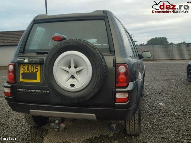 Imagine Dezmembrez Land Rover Freelander An 2005 Motor 2 0 Diesel in Cluj-Napoca