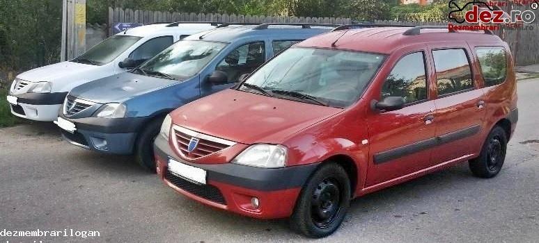 Imagine Dezmembrez Logan Diesel Si Benzina 14 15dci 16 16v 12 16v in Bucuresti