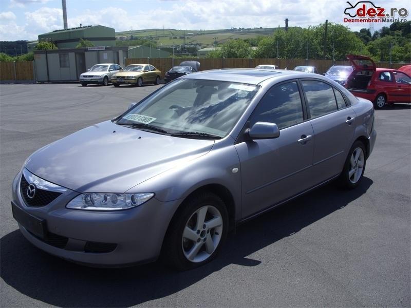 Dezmembrez Mazda 6 Din 2004 2 0d Motor Complet S Au