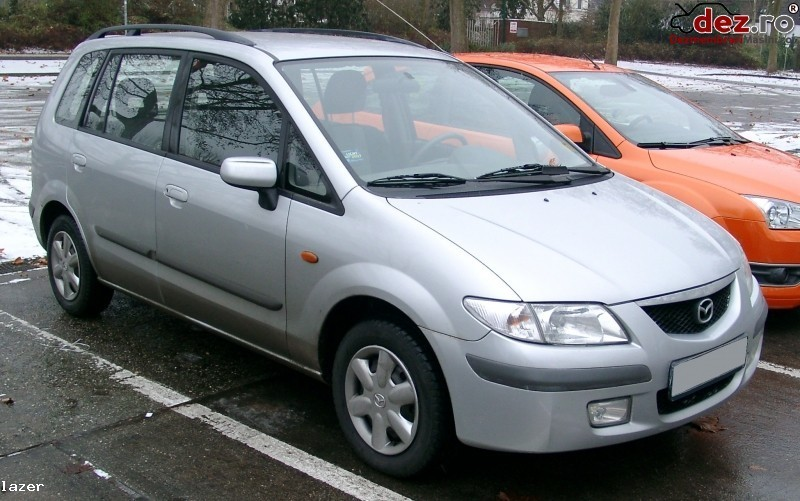 Imagine Dezmembrez Mazda Premacy 2001 in Falticeni