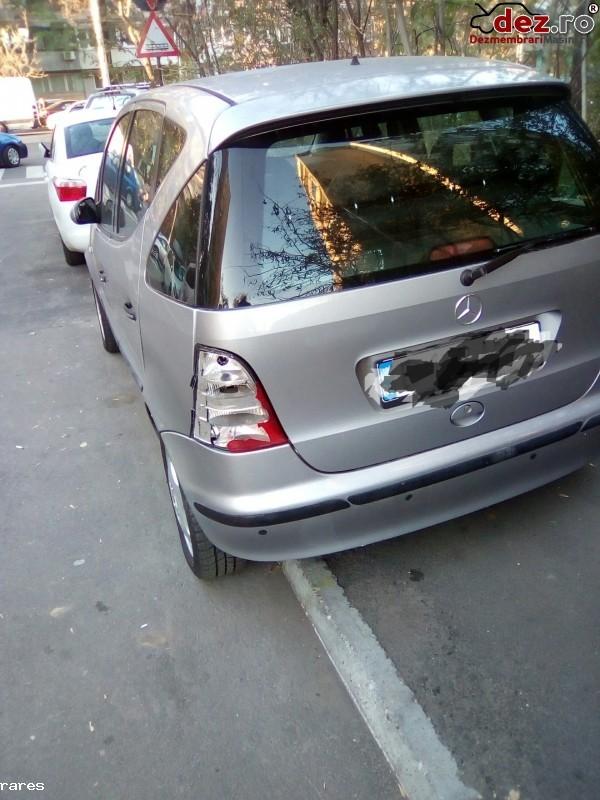 Imagine Dezmembrez Mercedes A Class 1 4b 2000 in Curtea de Arges