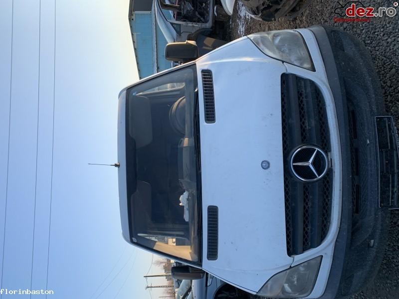 Imagine Dezmembrez Mercedes Sprinter Din 2008 2 2 Diesel Piese Auto