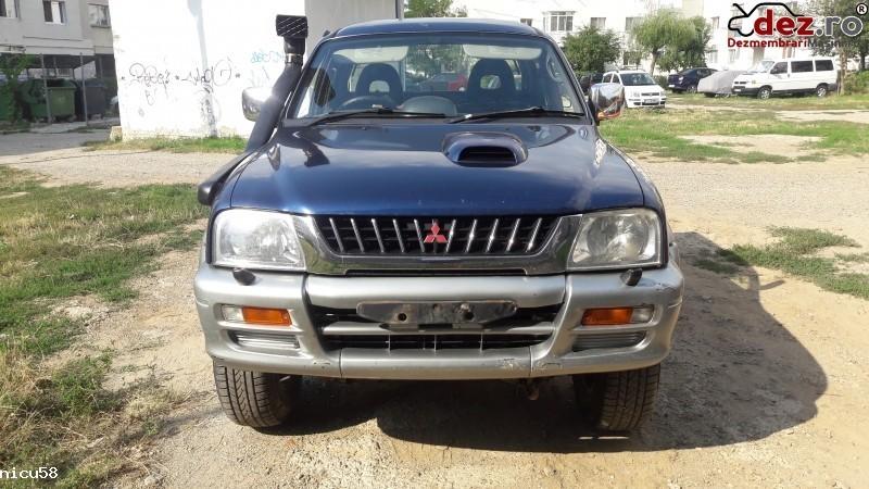 Imagine Dezmembrez Mitsubishi L200 2003 in Ploiesti