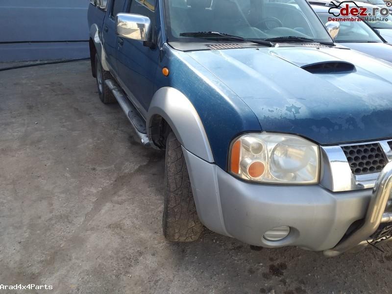 Imagine Dezmembrez Nissan Navara D22 2 5td 98kw Volan Stanga  in Arad