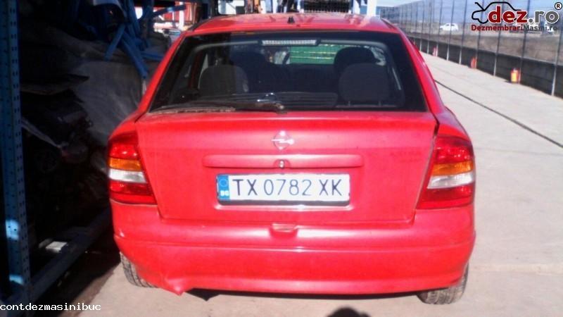 Imagine Dezmembrez Opel Astra G An 2001 Motor 1 6 Benzina in Bucuresti