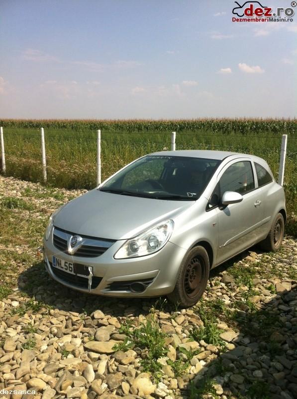 Imagine Dezmembrez Opel Corsa 1 2i 2009 in Falticeni