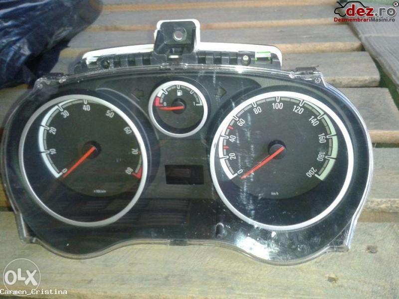 Imagine Dezmembrez Opel Corsa D 1 2 Benzina 2013 Piese Auto