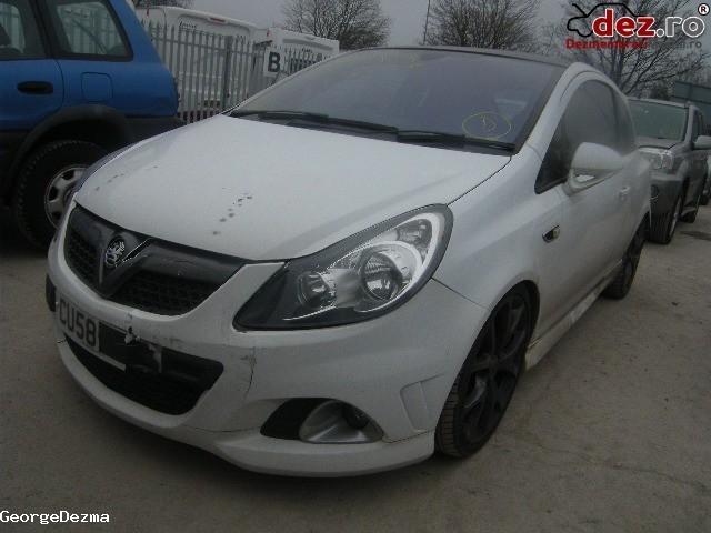 Imagine Dezmembrez Opel Corsa D 1 7cdti in Oradea